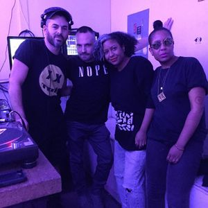 Analog Soul & The Carry Nation @ The Lot Radio 10-20-2017