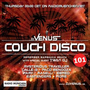 Couch Disco 101 (Remember Bambahia Beach)