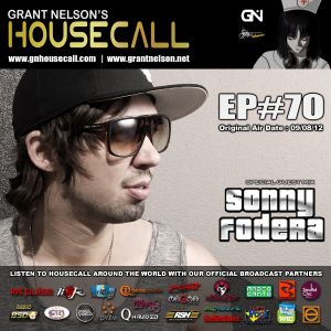 Housecall EP#70 (incl. a guest mix from Sonny Fodera)