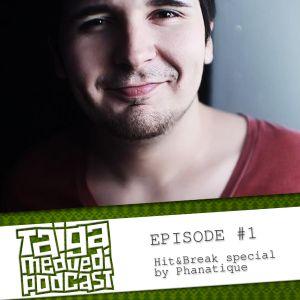 [TAIGA.MEDVEDI podcast] Episode 1