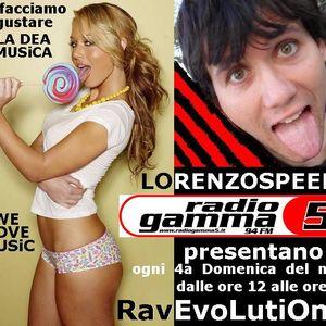 LORENZOSPEED presents RavEvoLutiOn Domenica 15 Giugno 2008 32 minutes version