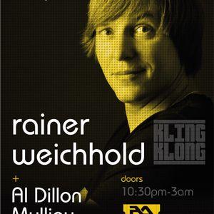 Rainer Weichhold - Live dj-set at Melodic Dublin (Ireland) 30.11.2012