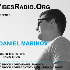 Daniel Marinov - Back To The Future 026 (07 January 2013)