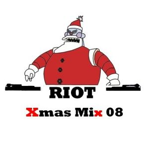 DJRiot - Xmas Mix - 2008