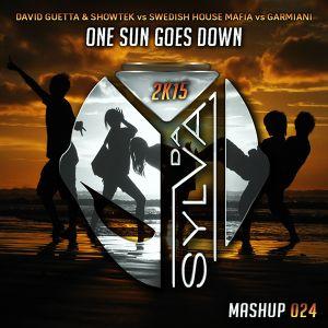 David Guetta & Showtek Vs Swedish House Mafia Vs Garmiani - One Sun Goes Down (Da Sylva Mashup)