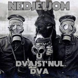Nedjeljom u Dvajst' Nul Dva - Gost: Dražen Franolić  03.06.2018