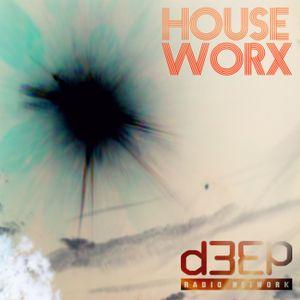 hOUSEwORX - Episode 043 - Jon Manley - D3EP Radio Network - 240715