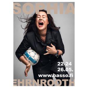 Sophia Ehrnrooth interview on Bassoradio 26/05/2019