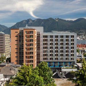The Budzey Building - Budzey Building  - George Simpson, Raincity and Wanda Felt, NSDA Architects
