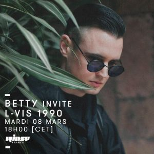 Betty invite L-Vis 1990 & Lafawndah - 8 Mars 2016