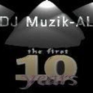 The 1st 10 Years mixed by DJ Muzik-AL - CD1