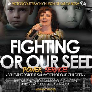 Sister Kim Guadarrama: Fighting For Our Seed Series Part 1 (3.31.16) Ps127:3-5