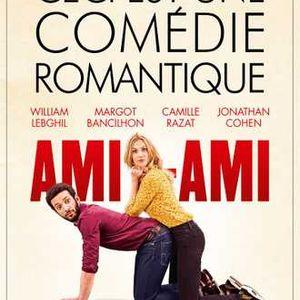 Interview William Lebghil et Victor Saint Macary pour Ami-Ami