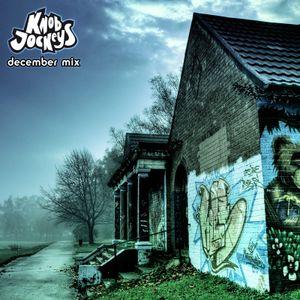 Knob Jockeys December Mix - Electro/Dubstep/House