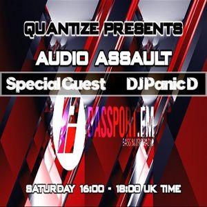 #99 BassPort FM - Apr 2nd 2016 (Special Guest DJ Panic D)