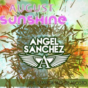 """August Sunshine"" ||| [Live Session, Mes de Agosto]"