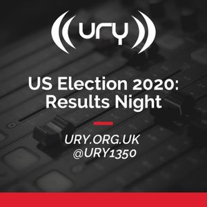 US Election 2020: Results Night 03/11/2020