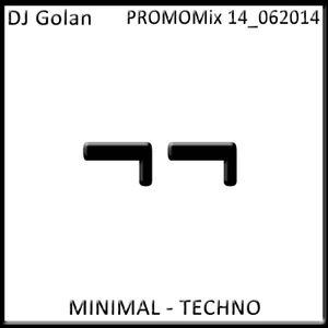 DJ Golan - PromoMix14_062014 (MINIMAL-TECHNO)