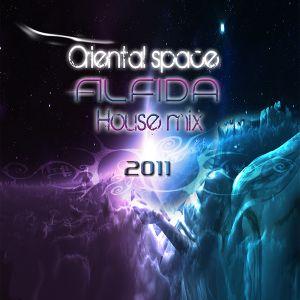 ALFIDA - Oriental Space (House mix 2011)