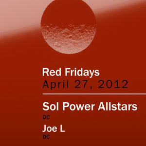 Sol Power All-Stars at U Street Music Hall 4/27/12 - House!