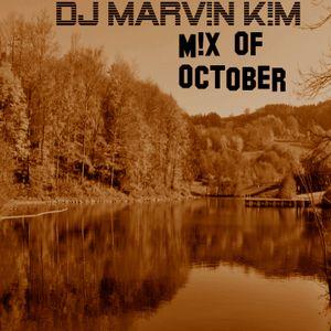 MARV!N K!M - Mix Of October 2013 + Download