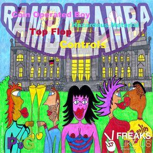 Purple & Green RAMBAZAMBA DJ Set