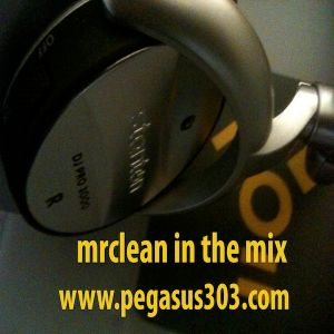Mr. Clean's House Mix Vol. 1