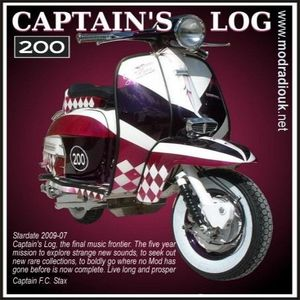 Stardate 2009-07: Captain's Log 200, The Final Music Frontier