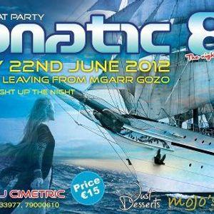 Rippa - Fanatic 8 Dj Set - 22-06-2012