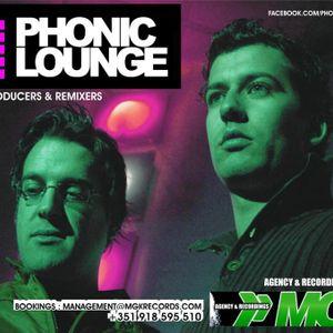 PHONIC LOUNGE - live Mix 2Djset - July012