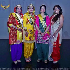 Mrs NZ Punjaban 2015 winners sharing their winning moments