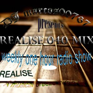 Realise 040 mix DJ marcos00767