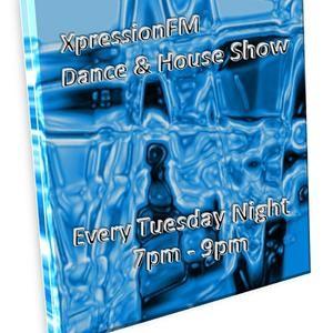 Xpression FM Dance & House Show - #8 06/11/2012