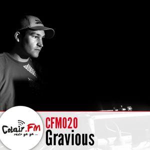 Colair.FM - 04.04.11 (guest mix by Gravious)