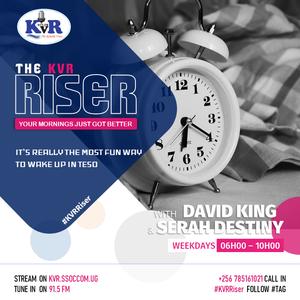 #KVRRiser (23.04.2021) - Sera & David King