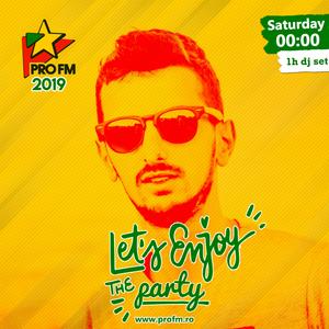 Mose N - Guest Set @ Pro FM Party Mix (31.08.2019)