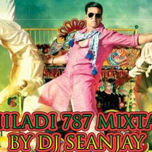 KHILADI 786 MIXTAPE BY DJ SEANJAY