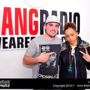 Paigey Cakey joins LP at Bang Radio