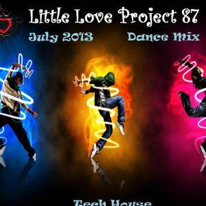 Little Love-Project 87 July 2013 Tech House (0.50h)