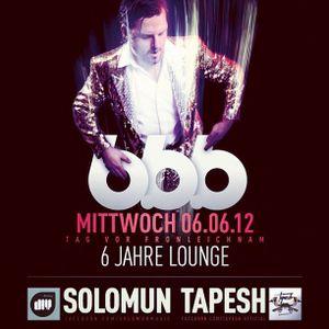 Tapesh @ Elephant Club Bielefeld, Germany [06-06-2012]