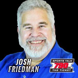The Josh Friedman Show 9-14-16 Hour 2