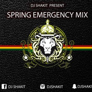 Spring Emergency - Dancehall 2017 Mix By Dj Shakit