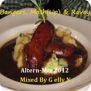 G elly N - The Altern-Mix 2012: Bangers, Mash(Up) & Ravey