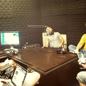 Synconation Radio on 8/28/2012