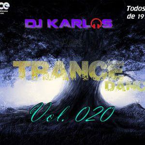 TRANCE DANCE 020 by DJKARLOS