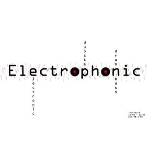 Electrophonic - UCC 98.3FM - 2012-02-09
