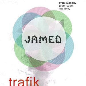 Alberto Corelli @ Jamed Rec. Showcase - Trafik, London - 29.7.13