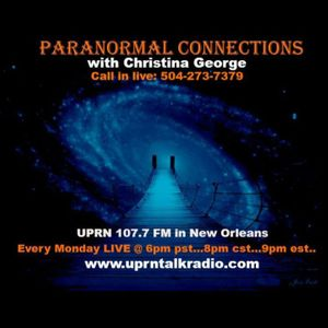 Paranormal Connections Radio Show Nov 21 2016  Topic....Scariest Paranormal Experience