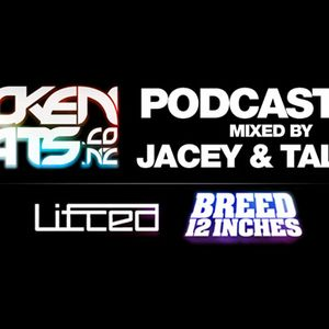 BrokenBeats Podcast with Jacey - New Zealand - Breed 12 Inches Presents: 'Tallon' Guest Mix