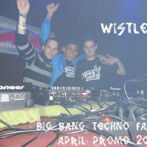 Wistler - Big Bang Techno Family Promo April 2012